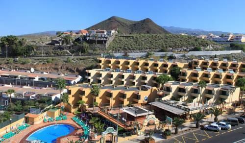 hotel baratos sur de tenerife: