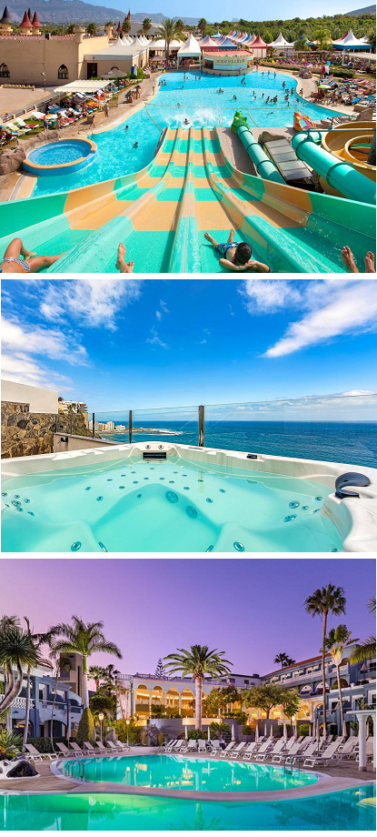 Hoteles temáticos en Tenerife